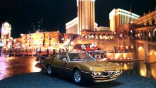 Alfa Romeo - Montreal.  История автомобиля Alfa Romeo Montreal.