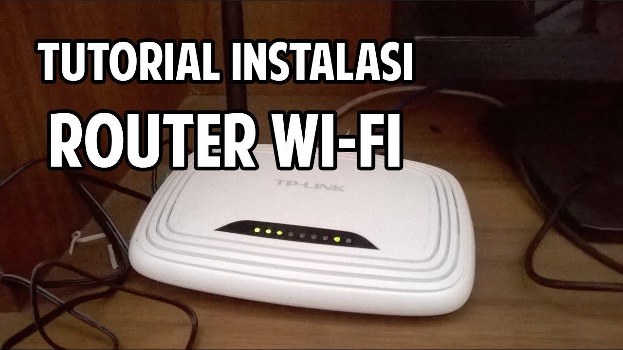 [CARA MUDAH] Tutorial Instalasi Wifi untuk First Media dan Provider internet lain di Anda