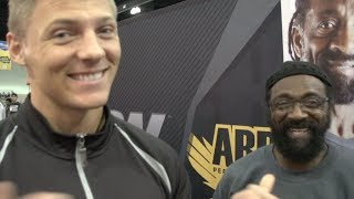Swoldier Nation - Lifestyle Edition - LA FIT EXPO Day 2