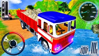 Indian Truck Driver Cargo Duty - Offroad Truck Driving Simulator - Android GamePlay screenshot 3