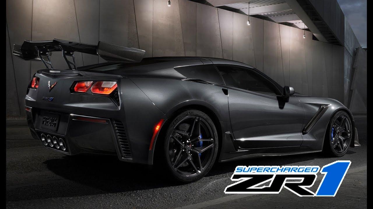 2019 chevrolet corvette zr1 interior and exterior