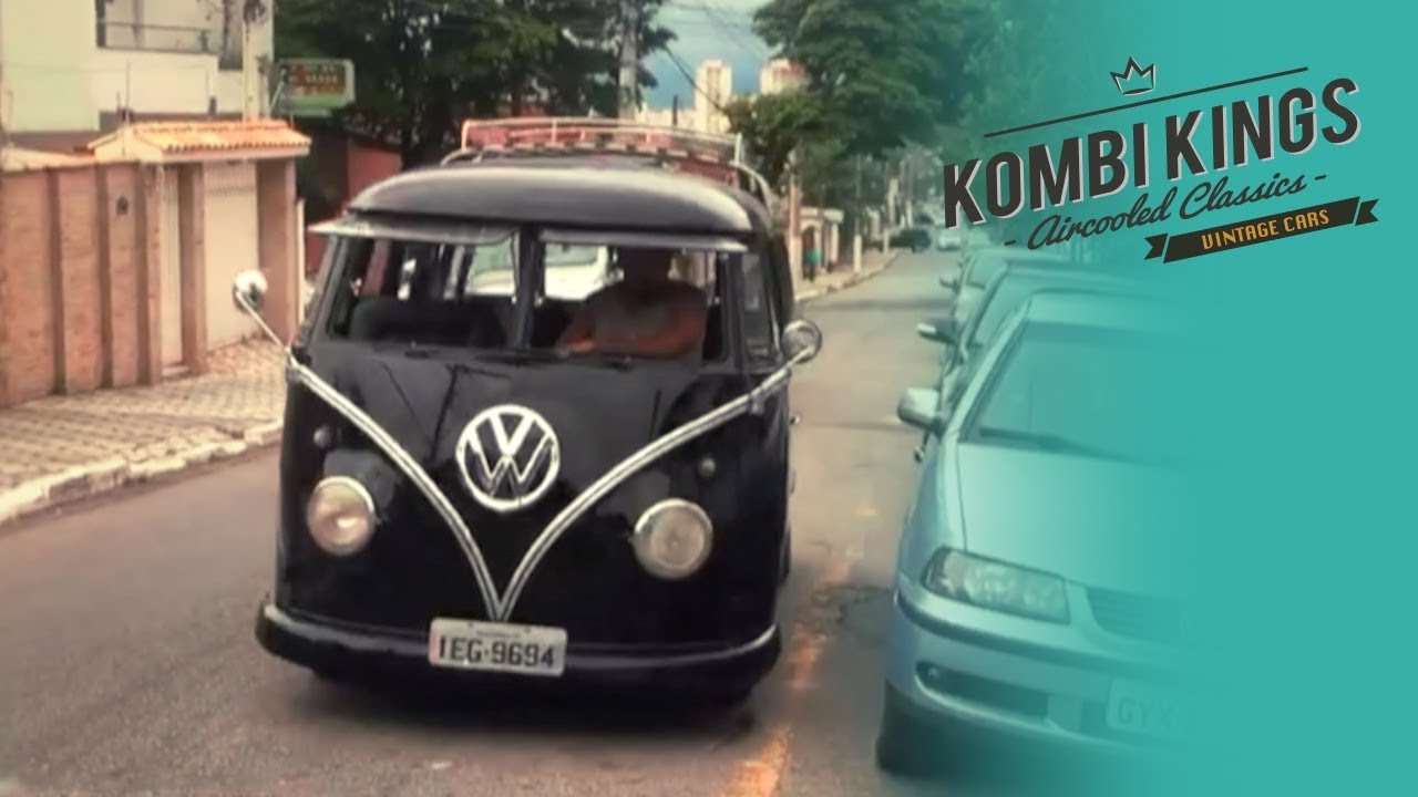c93c6960fb KOMBI BLACK  KOMBIKINGS. Kombi Kings
