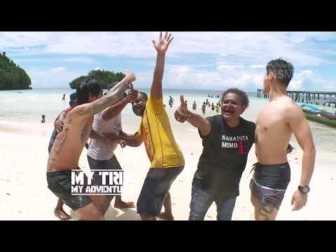 MY TRIP MY ADVENTURE - Tanah Yang Kaya Dan Ramah Di Papua (4/2/18) Part 1