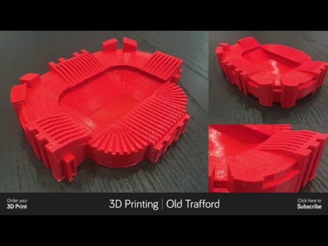 3D Printing | Old Trafford
