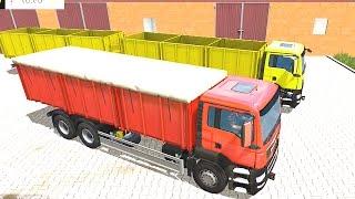 Мультфильм про грузовики MAN |#Автошка | Развивающие мультфильмы!