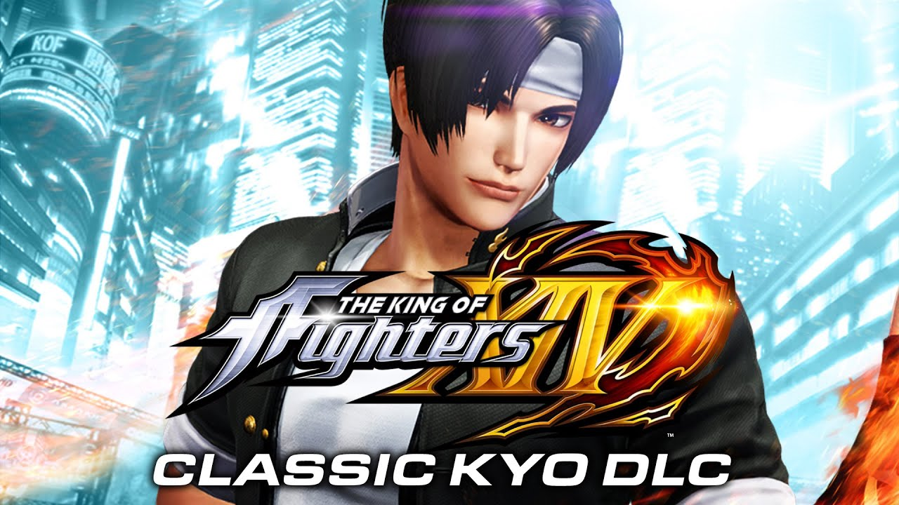 Classic Kyo In The King Of Fighters Xiv Youtube