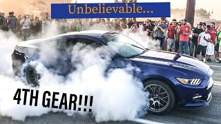 INSANE NON STOP BURNOUTS at the Macungie Wheels of Time 2018 Muscle Car Show