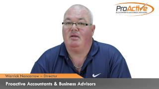 About Proactive Accountants & Business Advisors