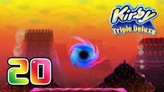 Kirby Triple Deluxe ITA [Parte 20 - Sun stone]