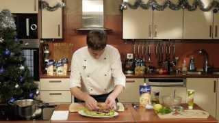 Любимые рецепты - Холодная закуска из телятины