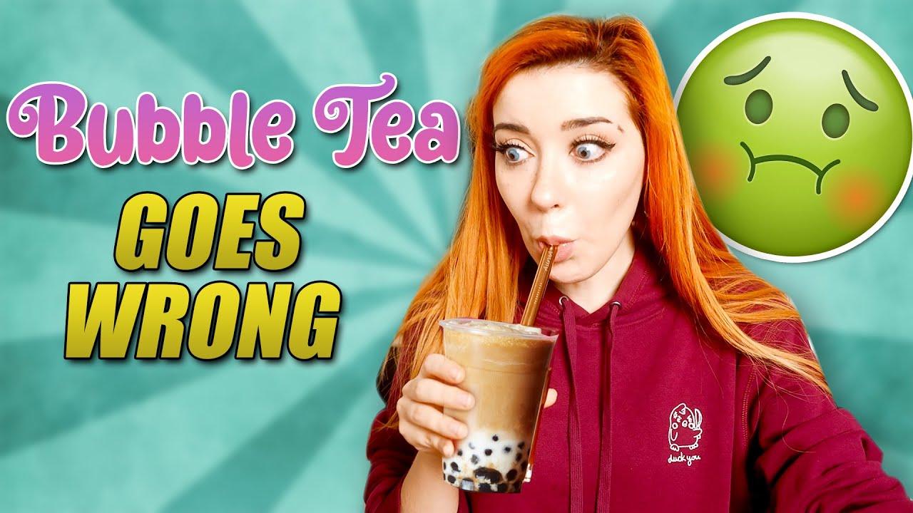 Bubble Tea selber machen ist ne mittel gute Idee