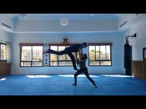 Contact Improv, AcroYoga, Dance Lifts Sequence