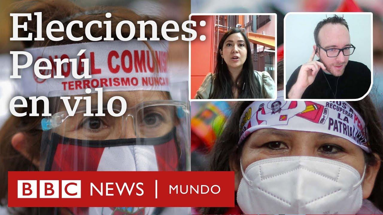 ¿Por qué se han demorado los resultados de las elecciones en Perú?| BBC Mundo
