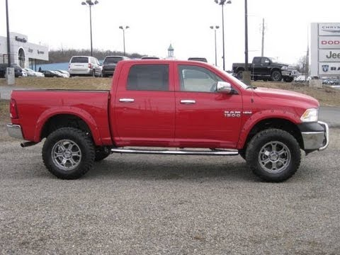 Chevy Lifted Trucks For Sale >> 2013 Dodge Ram 1500 Tradesman Rocky Ridge Lifted Truck - YouTube