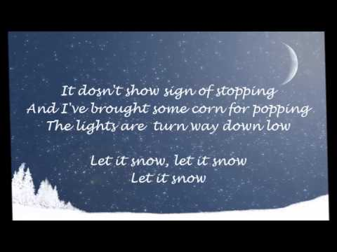 Let It Snow Lyrics- Dove Cameron Orginal