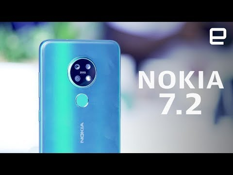Nokia 7.2 Hands-On at IFA 2019
