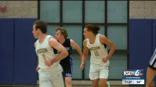 H.S. Boys Basketball: Morro Bay vs Mission Prep