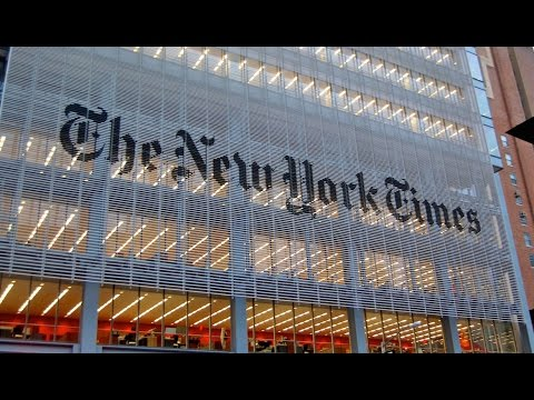 New York Times Edits Pro-Bernie Article Into Hit Piece