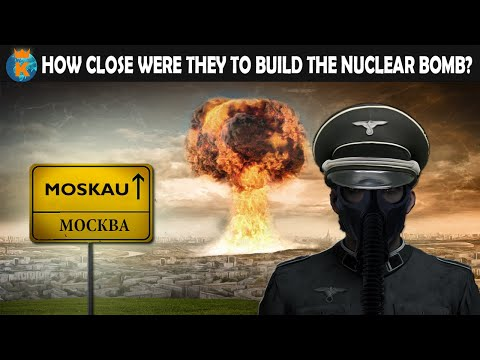 How Close Was Germany To Build The Nuclear Weapon In WW2?