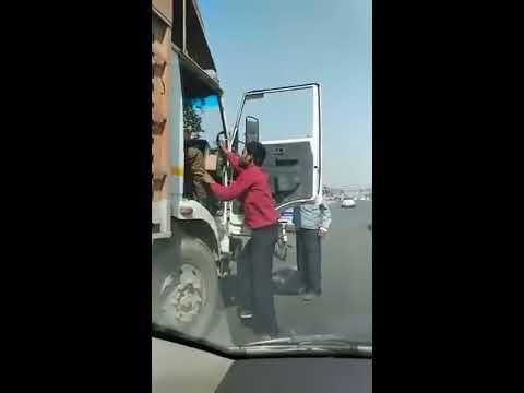 ट्रैफिक पुलिस और