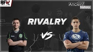N0tail vs Fly - The Story From Friends To Rivals