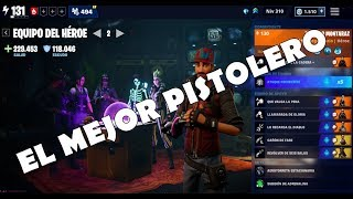"HEROES TEAM GUIDE ""THE BEST PISTOLER?"" / FORTNITE SAVE THE WORLD"