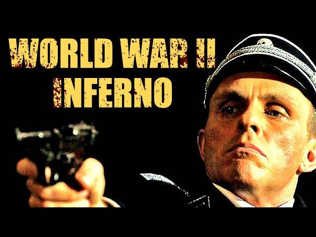World War II Inferno  (KRIEGSFILM | ganzer Film Deutsch | Actionfilme in voller Länge | Action Film)