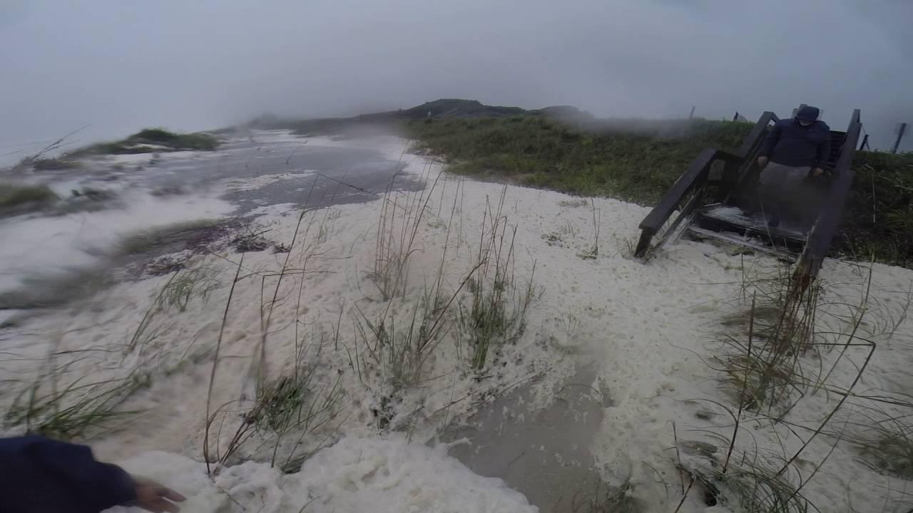 Oak Island Nc Hurricane Matthew