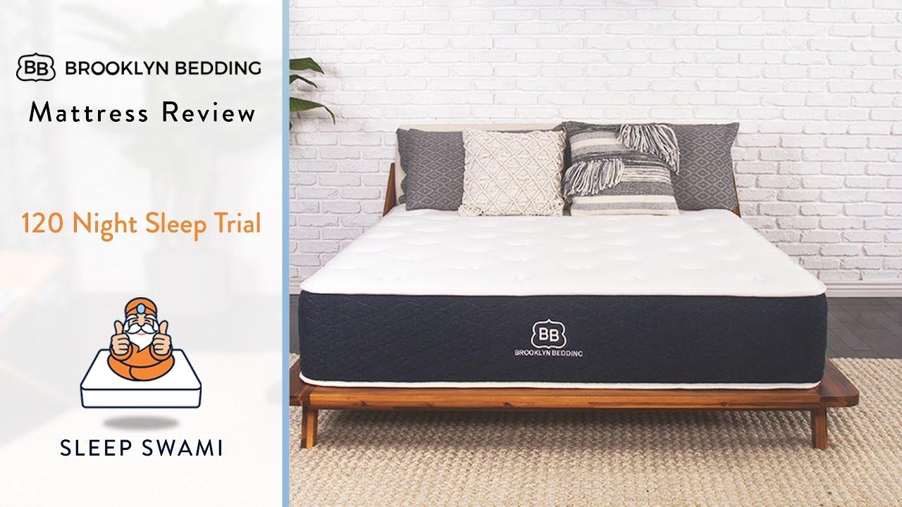 Sleep Swami- Brooklyn Bedding Signature Mattress Review
