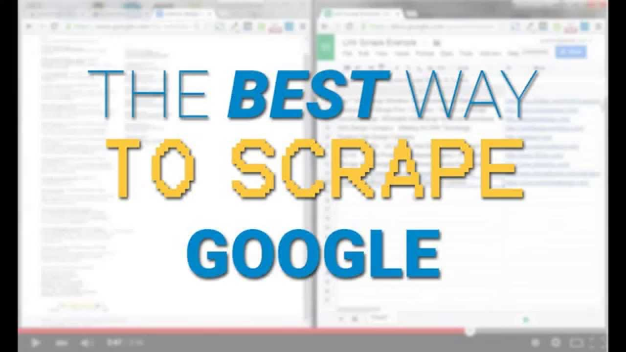 Image result for google search scraper
