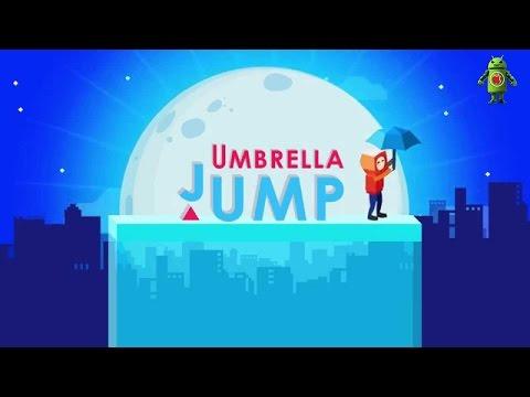 Umbrella Jump (iOS/Android) Gameplay HD