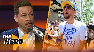 Broussard and Mcintyre on their 8 best teams in the Western Conference   NBA   THE HERD