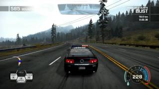 Need for Speed Hot Pursuit 2010 - Ford Shelby GT500 - Summit Assault