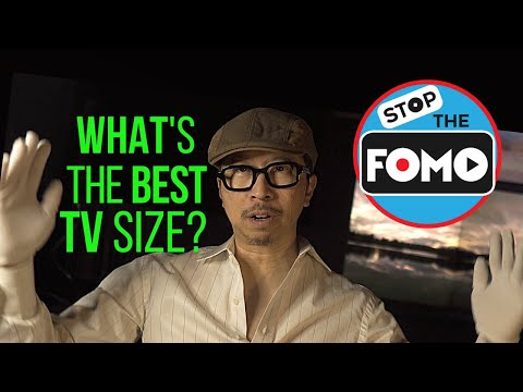 Best TV SIZE For You: Get It Right The First Time With This Guide