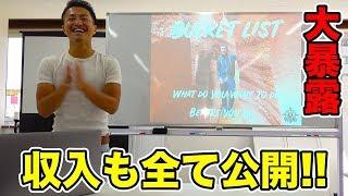 【大暴露】YouTuberになりたい人必見!! 収入もノウハウも全て無料で公開します(前編) thumbnail