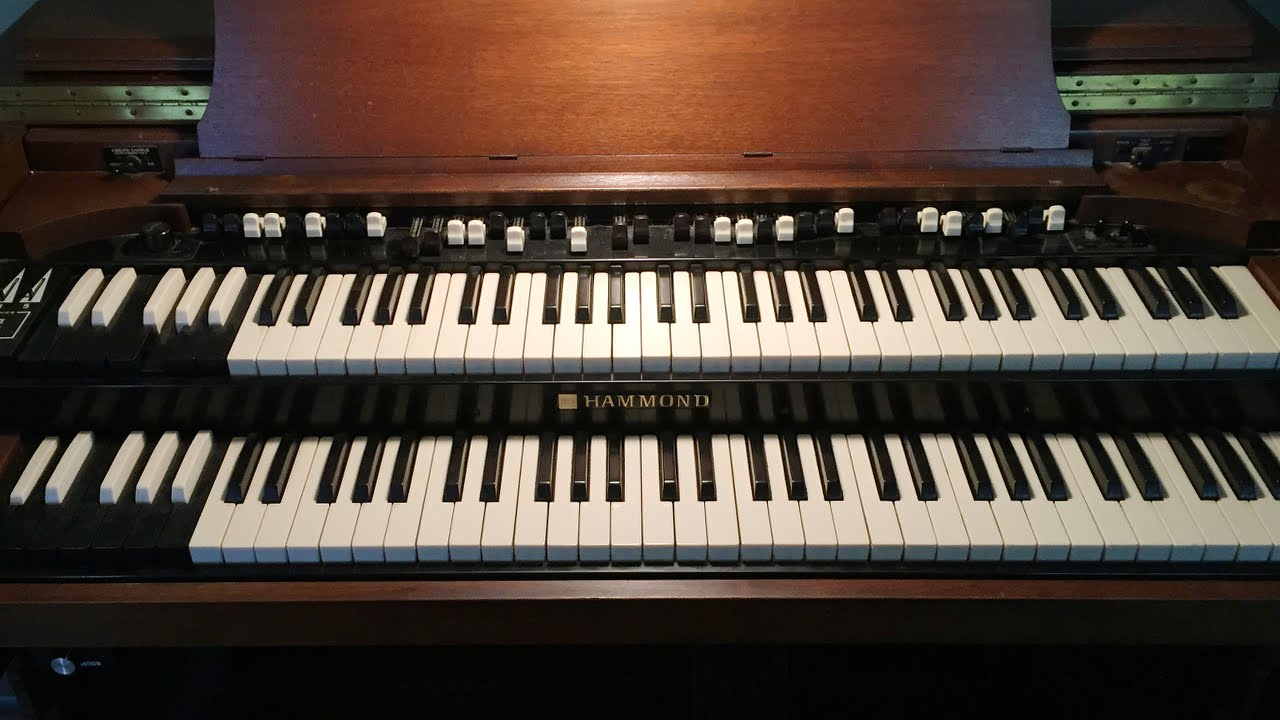 HamOrg (Free Virtual B3 Organ)