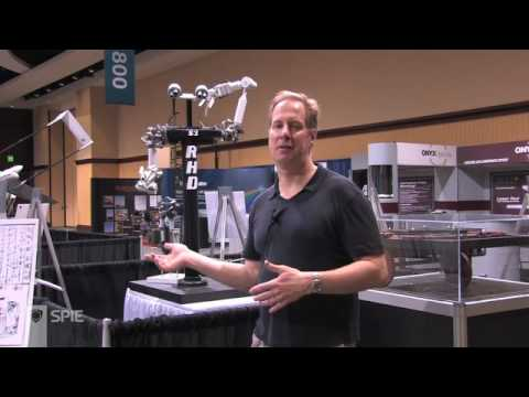 Robots from Leonardo to the present: a video interview with Mark Rosheim