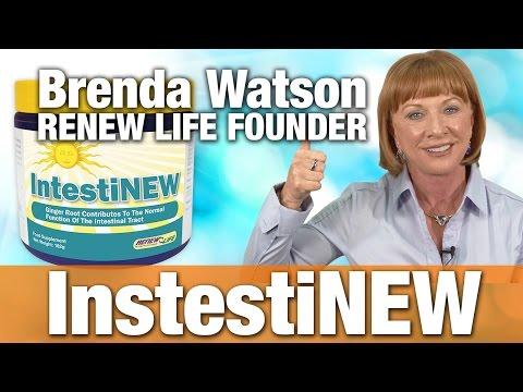Renew Life IntestiNEW With Renew Life Founder Brenda Watson