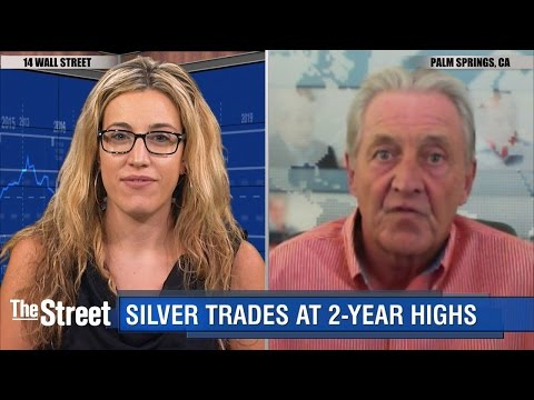 Gold Prices Score 3-Week High on Monday; Silver Eyes 2-year High - Peter Hug