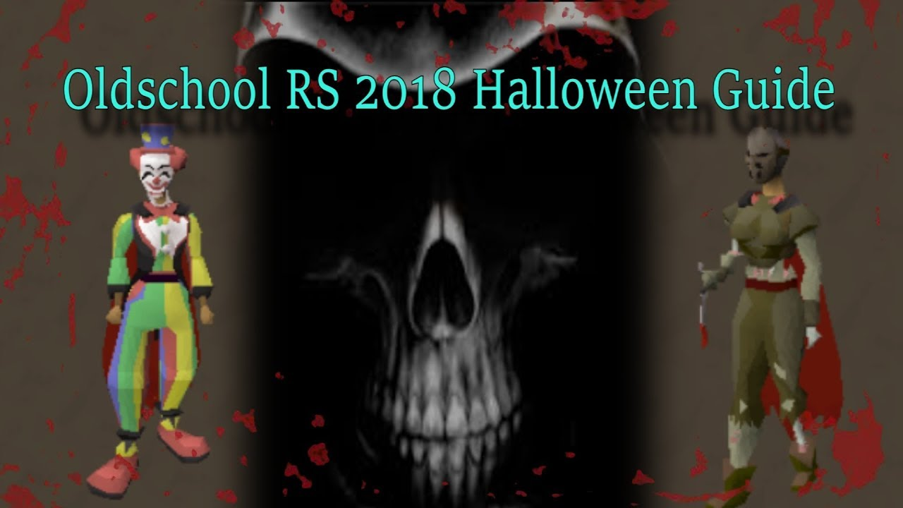 Halloween Quest 2020 Osrs Simple OSRS 2018 Halloween Event Guide   Oldschool Runescape Quest