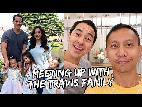 Meeting Up with Judy and Benji Travis & Kids | Vlog #493 thumbnail