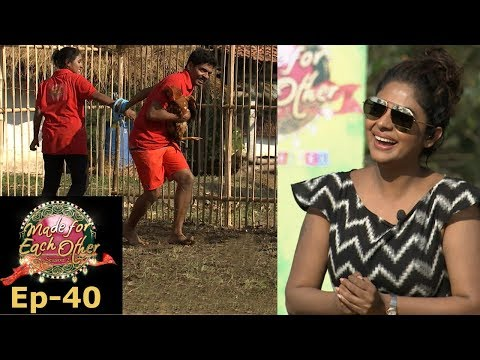 Made for Each Other I S2 EP- 40 I  'Kokkukoliye' '...a fun task in Karnataka I Mazhavil Manorama