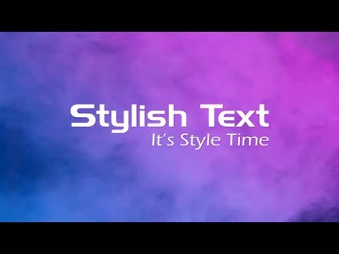 Stylish Text Apps On Google Play