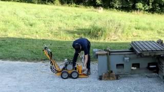 Sumi-Jack heavy machinery moving device, toe jack, skates,roller,2