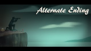 Oxenfree Alternate Ending! What did we do?!?