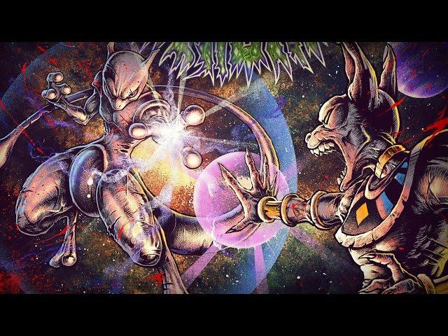 Coki Greenway X Rings of Saturn  - Mewtwo vs Beerus