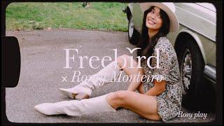Freebird X Romy Monteiro