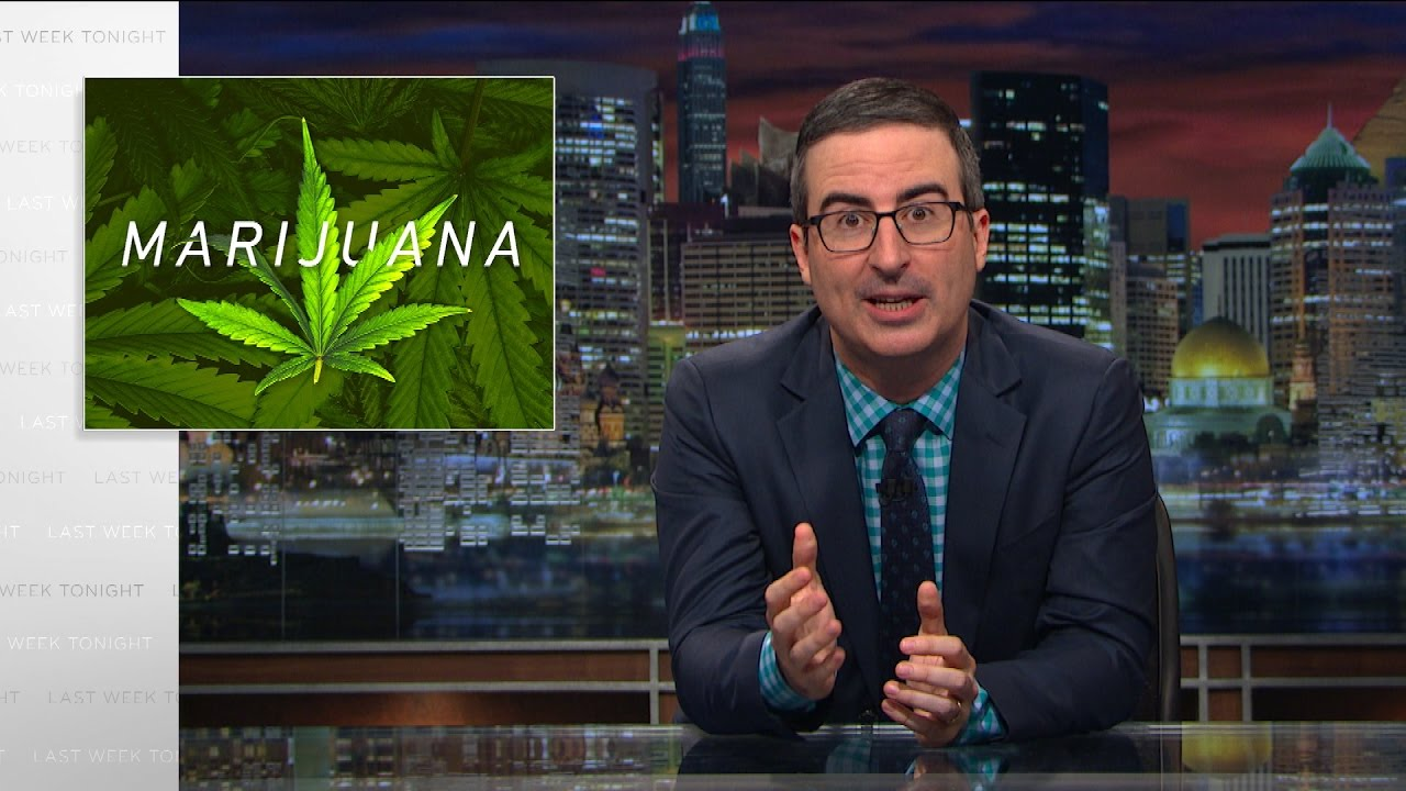 Marijuana: Last Week Tonight with John Oliver (HBO)