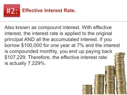 Jackson Heights Mortgage Broker reveals Nominal vs. Effective Interest Rate: What's the Difference?