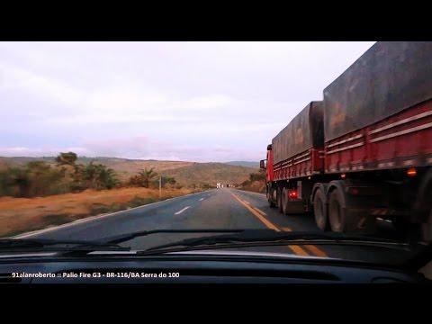 Palio G3 - BR-116, Serra do 100 !!! (Highway of Death) 2013.